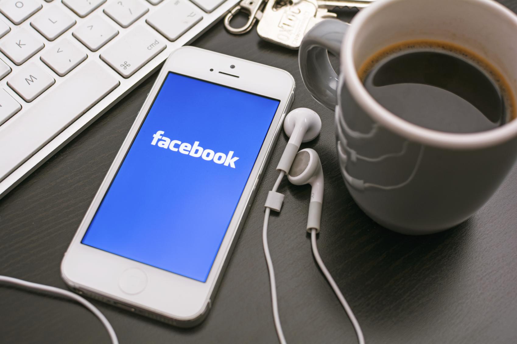 Facebook no carrega fotos no celular 68
